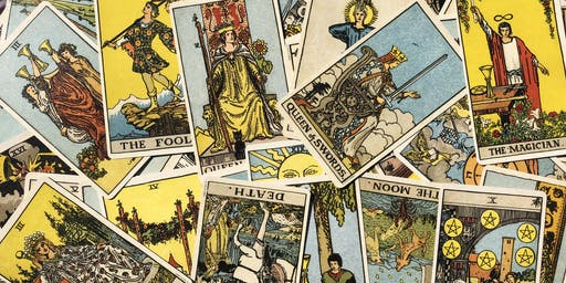 Tarot 101 at Yarrow