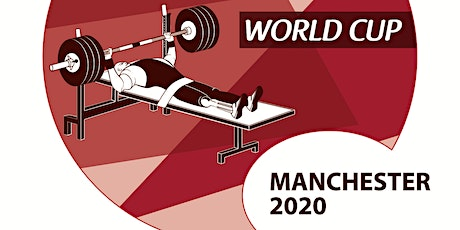 Manchester 2020 Road to Tokyo Para Powerlifting World Cup tickets