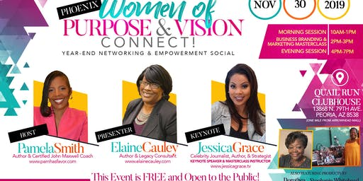 Year-End Networking & Empowerment Social