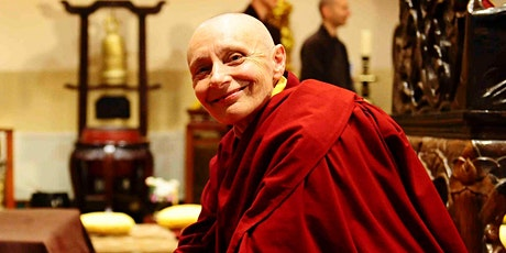 Cultivating an Undistracted Mind in a Distracted World by Jetsunma Tenzin Palmo | June 27 & 28, 2020 tickets