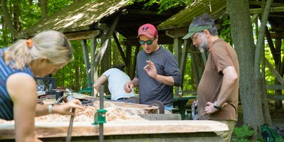 Forest to Furniture with Shelburne Craft School