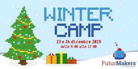 Winter Camp (7-10 anni) biglietti