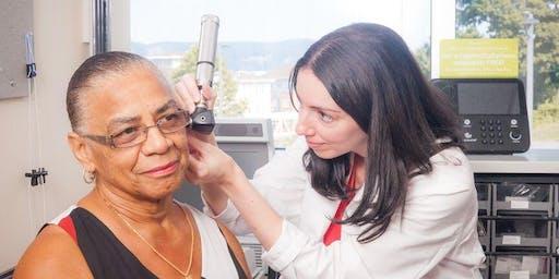 Phelps Senior Steps - Hearing Screening