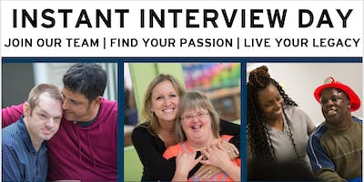 Instant Interview Day!
