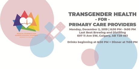 Transgender Health For Primary Care Providers tickets