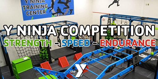 Y Kids Ninja Warrior Competition