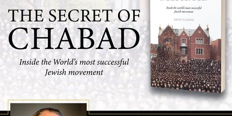 The Secret of Chabad tickets