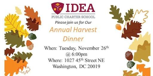 IDEA Public Charter School  Harvest Dinner