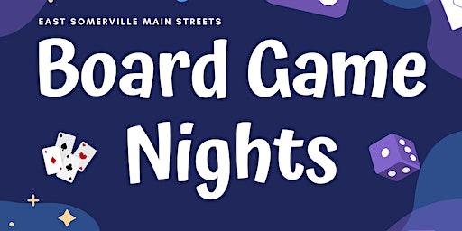 Board Game Night at Vinny's
