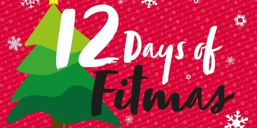 12 Days of Fitmas Workout at Tin Roost