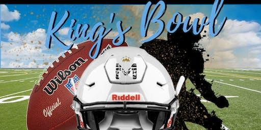 "Monarca ""Kings"" Bowl"