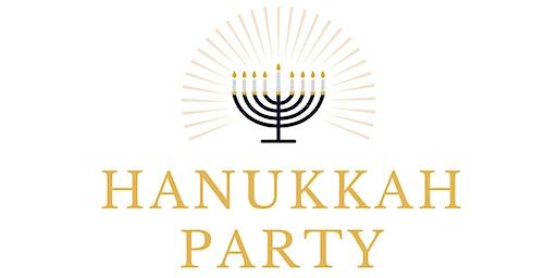 jHUB Hanukkah Party