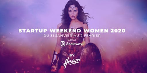 Startup Weekend Women Paris 2020