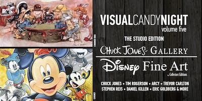 Visual Candy Night vol5 The Studio Edition