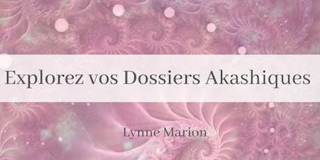 Explorez vos Dossiers Akashiques - Niveau 2 billets