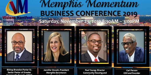 Memphis Momentum Business Conference 2019