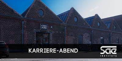 Karriere-Abend am SAE Institute Köln