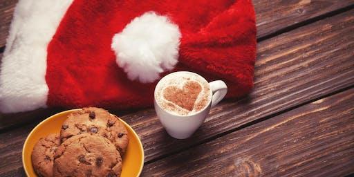 Breakfast Brunch With Santa