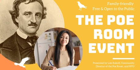 The Poe Room Event: A Family-Friendly Interactive Writing Workshop tickets