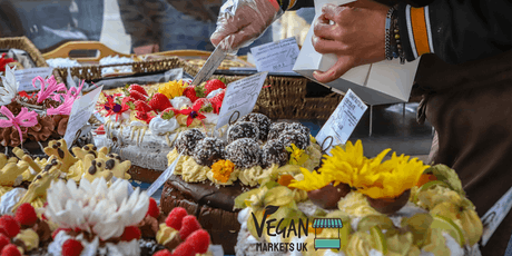 Oxford Vegan Market tickets