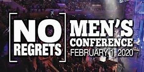 No Regrets Men's Conference tickets