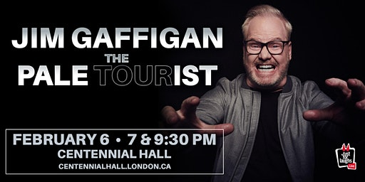 JIM GAFFIGAN: PALE TOURIST TOUR