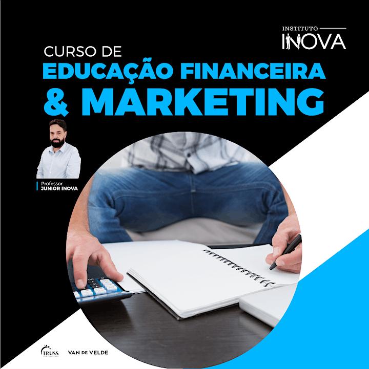 Imagem do evento Curso de Marketing e Educação Financeira Para Empresas