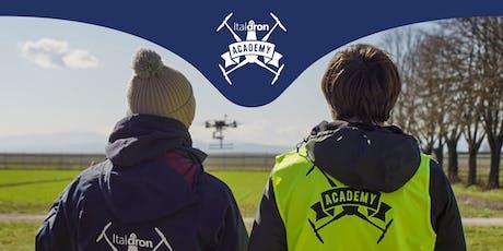 Open Day Corsi di Pilotaggio Droni biglietti