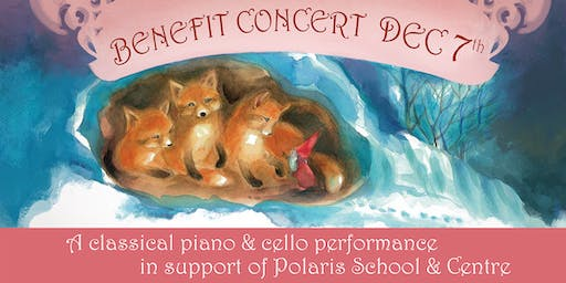 Benefit Concert for Polaris Waldorf School and Center