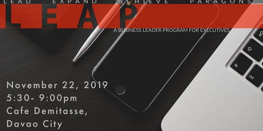 LEAP-A Business Leader Program for Executives