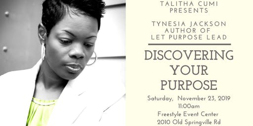 Talitha Cumi - Discovering Your Purpose