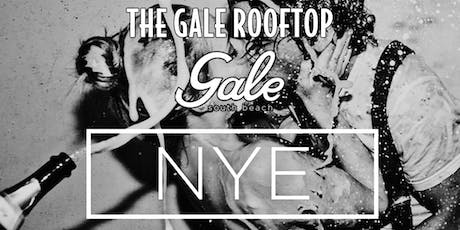 New Year's Eve 2020 at The Gale Hotel Rooftop tickets