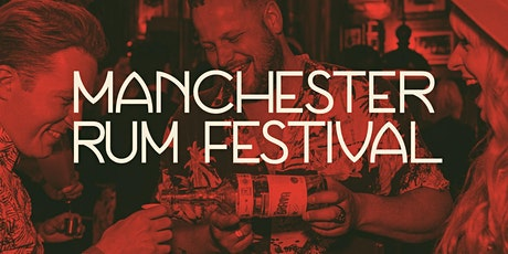 Official Manchester Rum Festival 2021 tickets