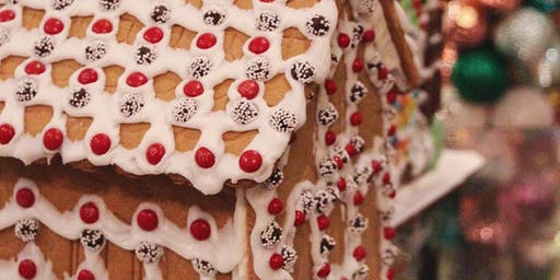 Gingerbread Houses For Grown-Ups!