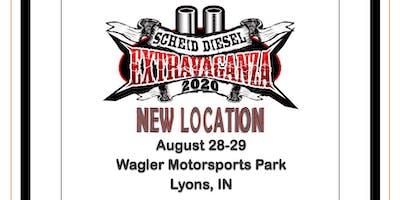 Scheid Diesel Extravaganza 2020 Tickets