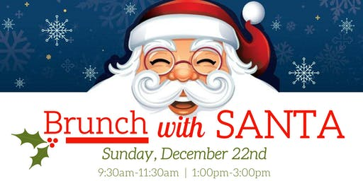 Brunch with Santa!