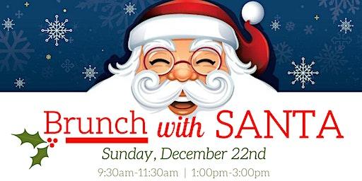 Brunch with Santa!