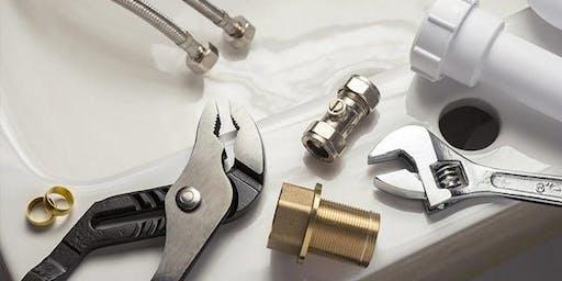 Atelier : Je vais plus loin en plomberie (prix libre)