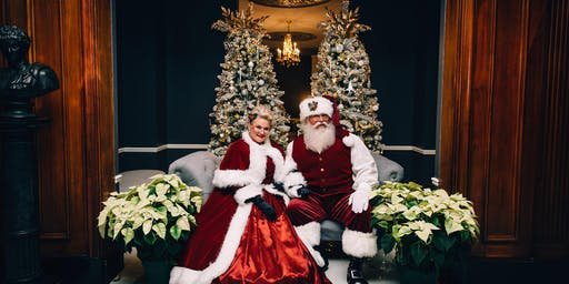 Santa's Elf Workshop at The Read House