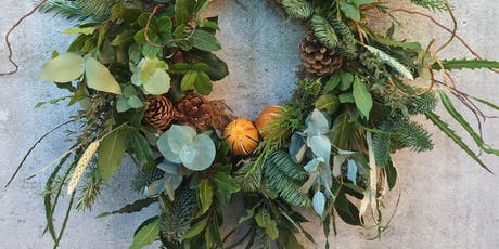 (SOLD OUT) Winter Wreath Making Workshop - Winter Foragers Hove tickets