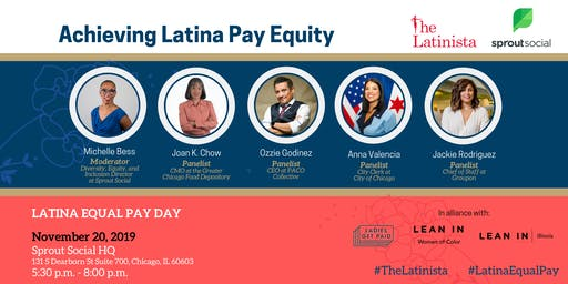 *SOLD OUT* Achieving Latina Pay Equity