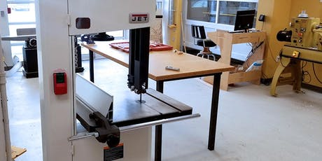 Basic Use and Safety: Wood Shop Accessory Saws + Tools tickets