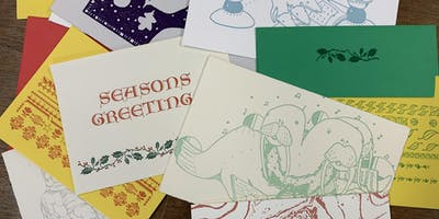 Holiday Card Printing Party