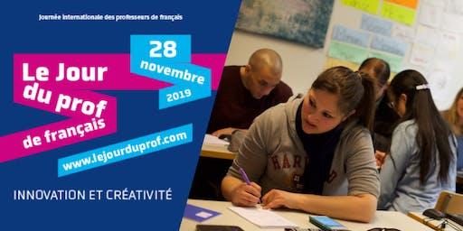 Journée internationale du professeur de français