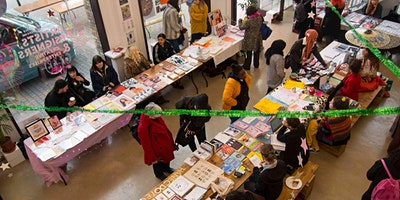 RAW Winter Festival Craft Stall Hire