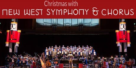 Christmas with New West Symphony & Chorus tickets