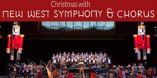 Christmas with New West Symphony & Chorus