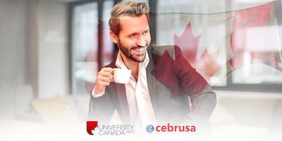 Estude Business em Vancouver: graduação, MBA e residência permanente!