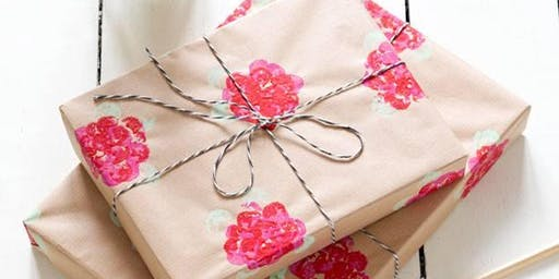 Wrapping Paper Workshop