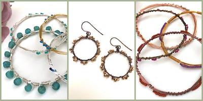 NEW! Multi Bangle Bracelets